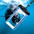 Waterproof Underwater Cell Phone Pouch Dry Bag Case Cover Touchscreen Universal