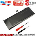 "A1321 Battery for Apple Macbook Pro 15"" A1286 ( Mid 2009 2010) MC372LL/A 5600mAh"