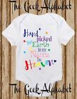 Hand Picked For Earth by My Nanna  in Heaven Rainbow Baby Clothes