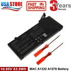 Battery For Apple MacBook Pro 13 inch A1278 A1322 Mid 2009 2010 Early 2011-12 C