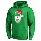 Fanatics Branded Detroit Red Wings Kelly Green Jolly Pullover Hoodie - NHL