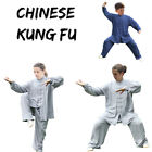 Hot Soft Cotton Kung fu Tai chi Uniform Martial arts Wushu Taiji Wing Chun Suit