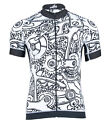 MIMO DESIGN GEAR UP Men's Cycling Jersey Short Sleeve