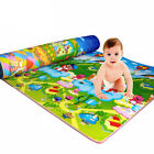 ES_ Kids Crawling Educational Game Baby Play Mat Soft Foam Carpet Floor Pad Exot