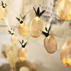 Pineapple Small Lantern Fruit Battery Box LED Lamp String Room Decoration Light