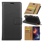 Luxury Leather Wallet Card Stand Case Shockproof Cover For Various Phone Model
