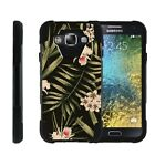 For Samsung Galaxy E5 500 Dual Layer Hybrid Kickstand Fitted Case Cover