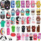Silicone Iphone 8 Case Cute 6 X Plus Cases 3D 5s Soft 7 Appl