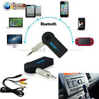 3.5mm Wireless USB Mini Bluetooth Stereo Audio Lead Music Car Adapter Receiver