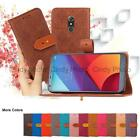 """For Alcatel A7 5090 5090Y 5.5"""" Vintage Palace PU Leather Buckle Case Cover Flip"""