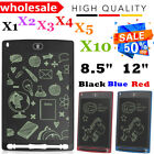 """8.5/12"""" Digital LCD Writing Pad Tablet Electronic Drawing..."""
