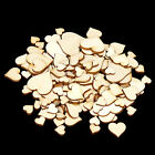 Wooden MINI HEARTS MIX Wedding, Love, Valentine's Day Perfect Gift (10, 30, 50g)