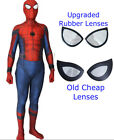 Homecoming Spiderman Muscle Shading 3D Print Lycra Spandex Cosplay Costume