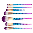 Unicorn Diamond Makeup Brushes Set Foundation Powder Cosmetic Make up Brush Kit