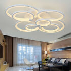 Acrylic Modern Led Ceiling Chandelier lights For Living Room Bedroom Home Lamp