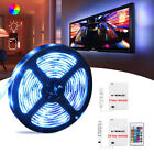 LED Light Strip Battery Power Wireless RGB Multi-Color TV PC Home Wedding Decor