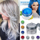 Hair Color Pomades MOFAJANG Wax Mud Dye Styling Cream Disposable DIY 7Colors