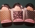 New Nip Lexees toppers Polka Dots Collection Brown Black or Pink Molecules
