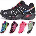Womens Salomon Speedcross 3 Athletic Running Sports Fashion Hiking Shoes Sneaker