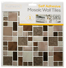 Self Adhesive Mosaic Glitter Tile 28cm S...