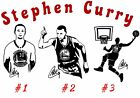 Vinyl Decal Sticker Stephen Curry Golden State Warriors Car Wall Window Laptop on eBay