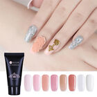 30ml Quick Building Poly Gel UV Builder Nail Tips Finger Extension Camouflage