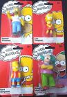 The Simpsons COLLECTABLE MINI FIGURE Homer Lisa Krusty Bart FOX TOY