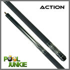Action Black and White BW15 Pool Cue $84.15 USD