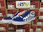 Vans Old Skool Checkerboard Blue Checker Primary Supreme All Size 3.5-13 Limited