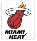 Miami Heat Sticker S82 Basketball YOU CHOOSE SIZE on eBay