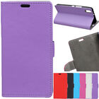 Sheep Grain Luxury Magnetic Wallet Stand Leather Case Cover For Various Phone
