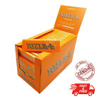 RIZLA RED SILVER GREEN BLUE NATURA PINK Regular Original Rolling Paper Cigarette <br/> Genuine UK Seller✔
