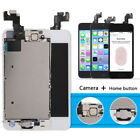 repair digitizer - For iPhone 5 5s 5c SE Digitizer LCD Display Touch Screen Replacement with Button