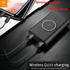 Portable Wireless Charger Qi Battery Power Bank f iPhone X 8 Plus / S9 S8 Note 8