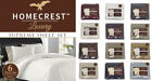 HOMECREST LUXURY 1800 SERIES SHEET SET, QUEEN image