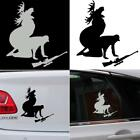 Funny Car Truck Body Window Sexy Elk Hunting Hunter Decor Vinyl Decal Sticker