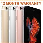 Apple Iphone 6s 128gb gold Silver Grey Rose Gold Unlocked Sim Free Latest