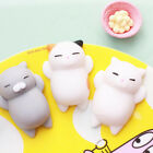 Squeeze Squishy Lazy Sleep Cat Animals Cute Mobile Phone Strap Accessories Mini