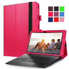 Luxury PU Leather Stand Tablet Case Cover For Lenovo Ideapad Miix 320 10.1""