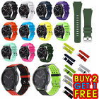 Soft Replacement Silicone Band Strap Bracelet For Samsung Gear S3 Frontier Watch image