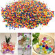 5000 pcs Magic Pearl Crystal Shape Water Beads Bio Gel Ball Grow Jelly Balls GD