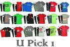 Boys Under Armour Shirt Shorts Sport Athletic Set Outfit Youth Top Bottom BTS UA