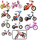 "Adjustable Kids Luxurious Bike / Bicycle For Boy's & Girls Sizes 12"" 16"" 20"""