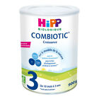 HiPP Organic Combiotic Growing Up Milk Formula Stage 3 French/Dutch Version 900g