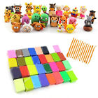 36 Colors Toys For Boy Girl Soft Polymer Clay Oven Fimo Clay Moulding +14 Tools image