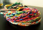 NEW! HANDMADE! FISHTAIL BRAID FRIENDSHIP BRACELET! YOU CHOOSE