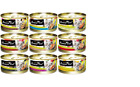 Fussie Cat Canned Cat Food Many flavors 2.82-oz 24 pack FREE