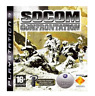 Play Station 3 Socom Confrontation MA15+ PS3 Game DISC ONLY