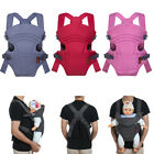 0-36 Months Infant Toddler Carriage Baby Carrier Backpack Sling All New 2018 Hot