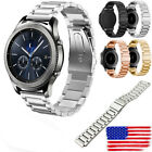 Stainless Steel Metal Watch Band Strap For Samsung Gear S3 Frontier S3 Classic x image